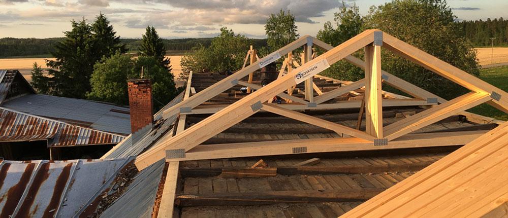 Rakennus Nokkala - Palveleva asenne ja hyvä työnjälki ovat kasvattaneet asiakaskuntaamme.